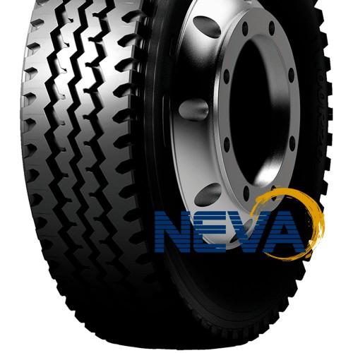 Фото Выбор грузовой шины по рисунку протектора.