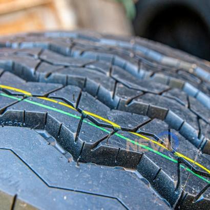 Фото 3 Вантажна шина Tuneful TF912 385/65R22.5 160K (причіпна)