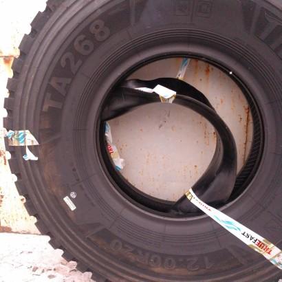 Фото 1 Грузовая шина TRUEFAST TA268  12.00R20, 18сл. 149/146K универсальная