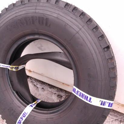 Фото 2 Грузовая шина TUNEFUL XR818 9.00R20, 16сл 144/142К универсальная