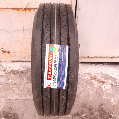 Фото 6 Вантажна шина Taitong HS201 315/70R22,5 154/150m 20pr (кермо)