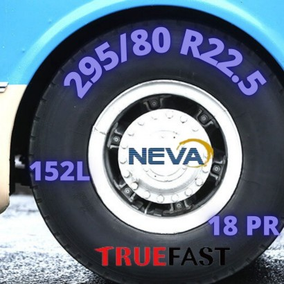 Фото 8 Грузовая шина TRUEFAST TF128  295/80R22.5, 152/149M (рулевая)