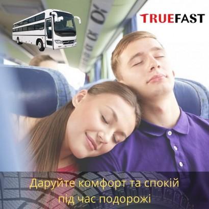 Фото 7 Грузовая шина TRUEFAST TF128  295/80R22.5, 152/149M (рулевая)